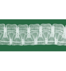 Traka za zavese sa - osmice 20 405/50
