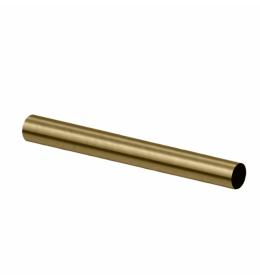 Šipka metalne garnišne za zavese Ø25mm - Antik mesing